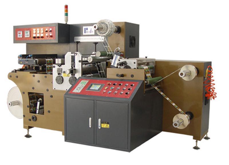 RJMQ-RDC-JX系列-间歇式轮转模切机
