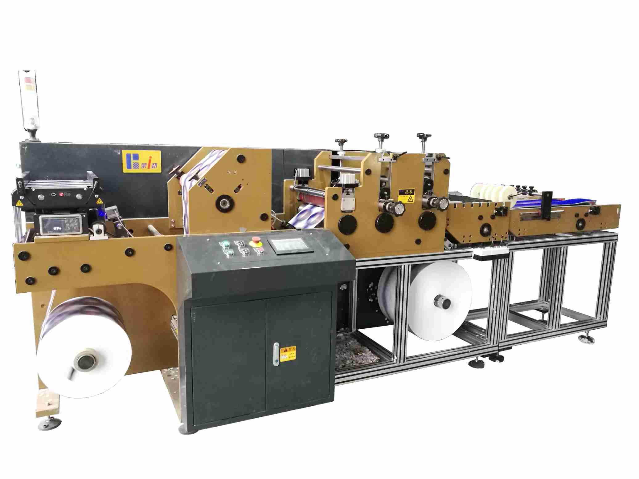 RJMQ-2RDC-IML系列-卷筒纸轮转模切机,圆压圆模切机