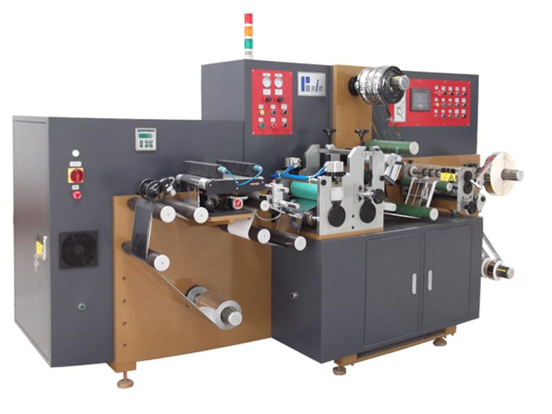 RJMQ-RDC-S、E、B系列-标签圆刀模切机